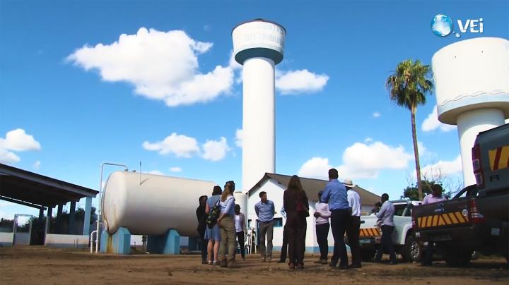 VEI is – voor en door – waterbedrijven